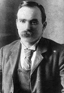 James Connolly: June 5, 1868 — May 12, 1916